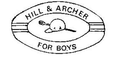 HILL & ARCHER FOR BOYS