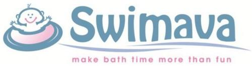 SWIMAVA MAKE BATH TIME MORE THAN FUN