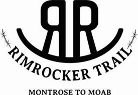 RR RIMROCKER TRAIL MONTROSE TO MOAB