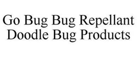 GO BUG BUG REPELLANT DOODLE BUG PRODUCTS