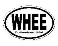 WHEE CULLOWHEE, USA