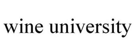WINE UNIVERSITY