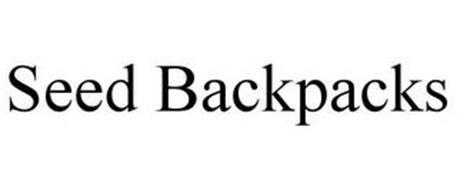 SEED BACKPACKS