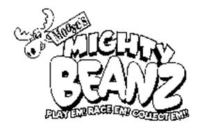 MIGHTY BEANZ COLLECTABLE JUMPING BEANZ