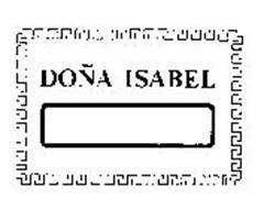 DONA ISABEL