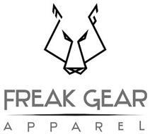 FG FREAK GEAR APPAREL