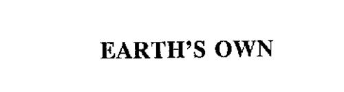 EARTH'S OWN