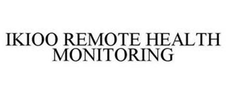 IKIOO REMOTE HEALTH MONITORING