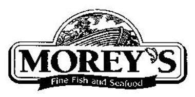 Morey 39 s fine fish and seafood trademark of morey 39 s seafood for Morey s fish