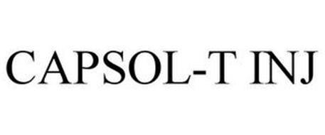 CAPSOL-T INJ