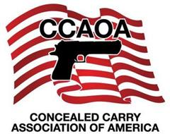 CCAOA CONCEALED CARRY ASSOCIATION OF AMERICA