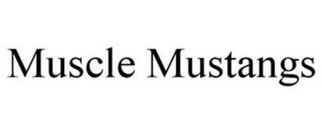 MUSCLE MUSTANGS