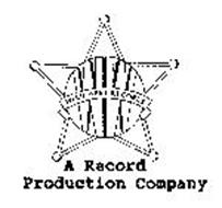 WILD WEST RECORDS A RECORD PRODUCTION COMPANY