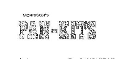 MORRISON'S PAN-KITS