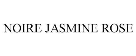 beautiful in colour discount finest fabrics NOIRE JASMINE ROSE Trademark of MORSAM FASHIONS, INC. Serial ...