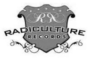 RR RADICULTURE RECORDS