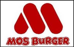 M MOS BURGER