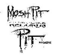 MOSH PIT RECORDS PIT MAGAZINE