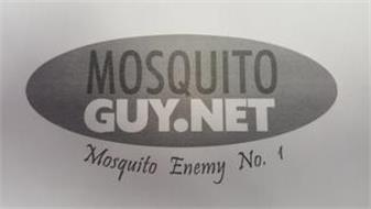MOSQUITO GUY.NET MOSQUITO ENEMY NO. 1