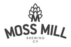 M MOSS MILL BREWING CO.