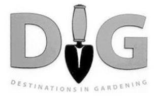 D G DESTINATIONS IN GARDENING