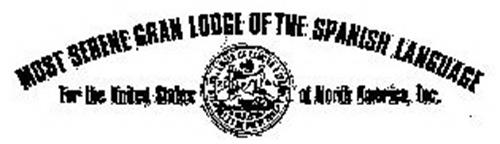 MOST SERENE GRAN LODGE OF THE SPANISH LANGUAGE FOR THE UNITED STATES J B OF NORTH AMERICA, INC.