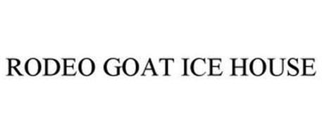 RODEO GOAT ICE HOUSE