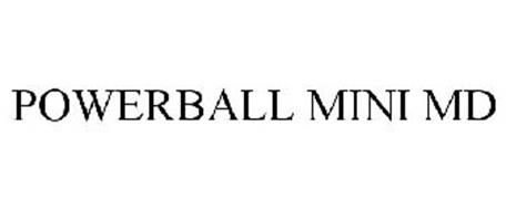 POWERBALL MINI MD