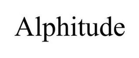 ALPHITUDE