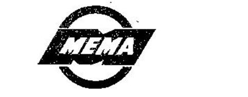 Mema Trademark Of Motor And Equipment Manufacturers