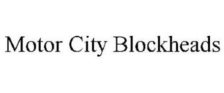 MOTOR CITY BLOCKHEADS