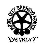MOTOR CITY BREWING WORKS DETROIT