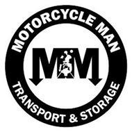 MOTORCYCLE MAN MM TRANSPORT & STORAGE
