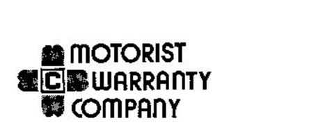 MWC MOTORIST WARRANTY COMPANY