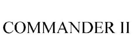 COMMANDER II