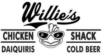 WILLIE'S CHICKEN SHACK DAIQUIRIS COLD BEER
