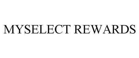 MYSELECT REWARDS