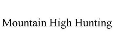MOUNTAIN HIGH HUNTING