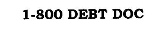 1-800 DEBT DOC