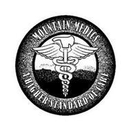 MOUNTAIN MEDICS A HIGHER STANDARD OF CARE