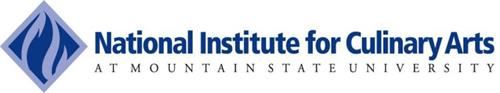 NATIONAL INSTITUTE FOR CULINARY ARTS AT MOUNTAIN STATE UNIVERSITY