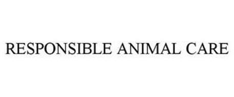 RESPONSIBLE ANIMAL CARE