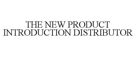 THE NEW PRODUCT INTRODUCTION DISTRIBUTOR