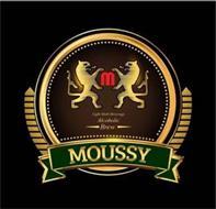 M LIGHT MULTI BEVERAGE ALCOHOLIC BREW  MOUSSY