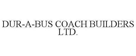 DUR-A-BUS COACH BUILDERS LTD.
