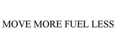 MOVE MORE FUEL LESS