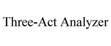 THREE-ACT ANALYZER