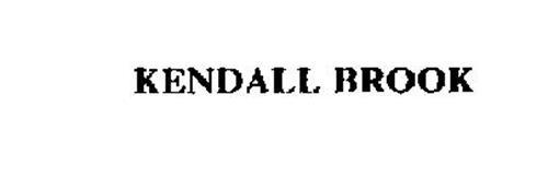 KENDALL BROOK