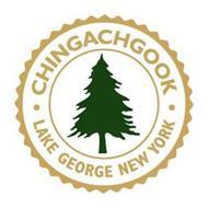 CHINGACHGOOK · LAKE GEORGE NEW YORK ·