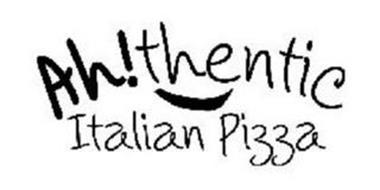 AH!THENTIC ITALIAN PIZZA
